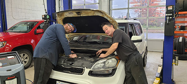 Keep your car maintained